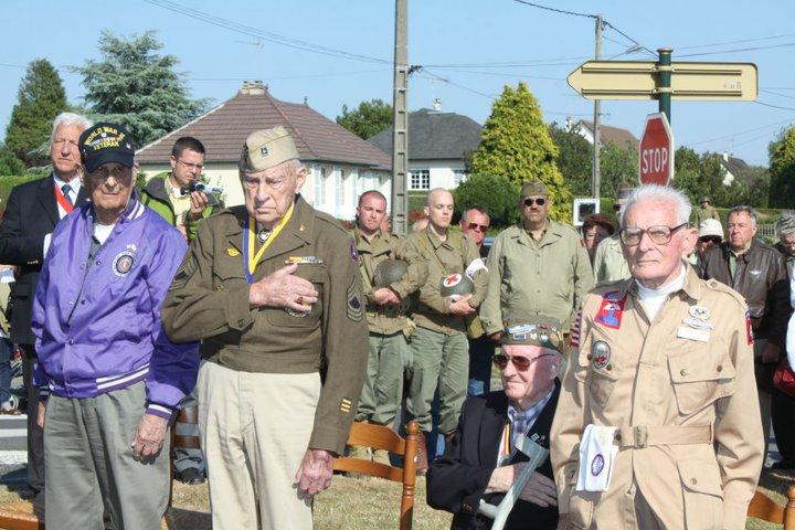 67th Anniversaire du D-Day. L'Association Mayenne-WW2 en Normandie. 25357510