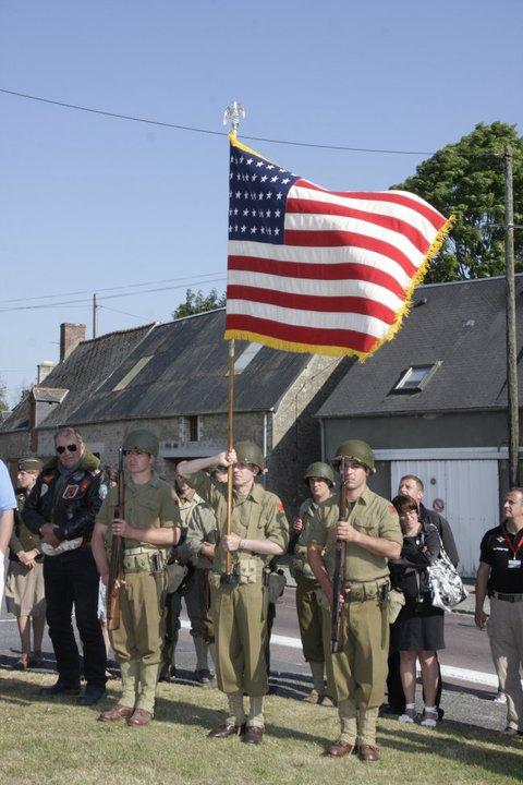 67th Anniversaire du D-Day. L'Association Mayenne-WW2 en Normandie. 25388310