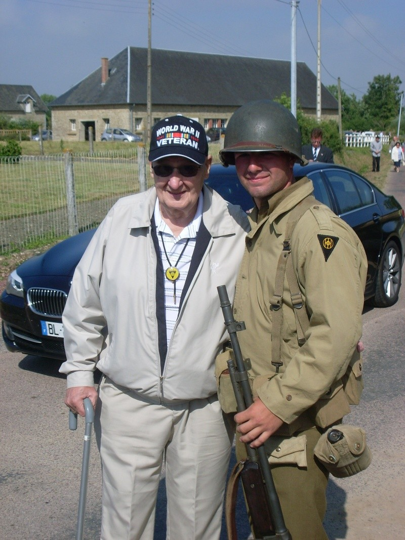 67th Anniversaire du D-Day. L'Association Mayenne-WW2 en Normandie. Sl370810