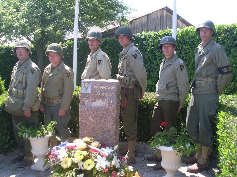 67th Anniversaire du D-Day. L'Association Mayenne-WW2 en Normandie. Sl370812