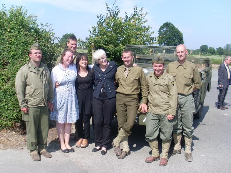 67th Anniversaire du D-Day. L'Association Mayenne-WW2 en Normandie. Sl370913