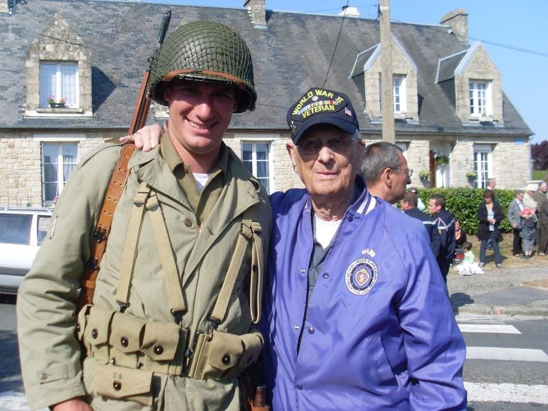 67th Anniversaire du D-Day. L'Association Mayenne-WW2 en Normandie. Sl370914