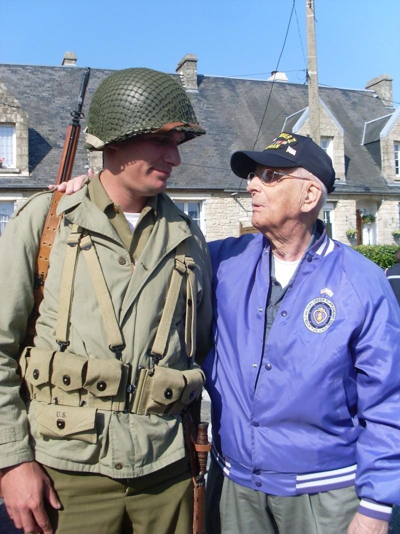 67th Anniversaire du D-Day. L'Association Mayenne-WW2 en Normandie. Sl370915
