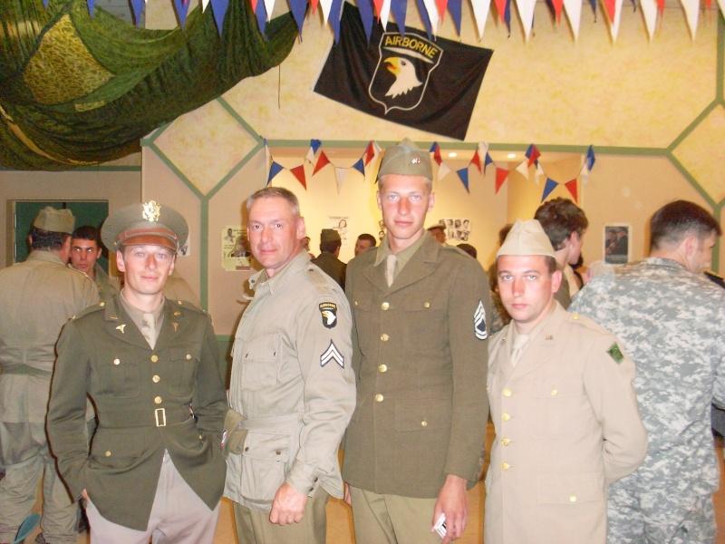 67th Anniversaire du D-Day. L'Association Mayenne-WW2 en Normandie. Sl370918
