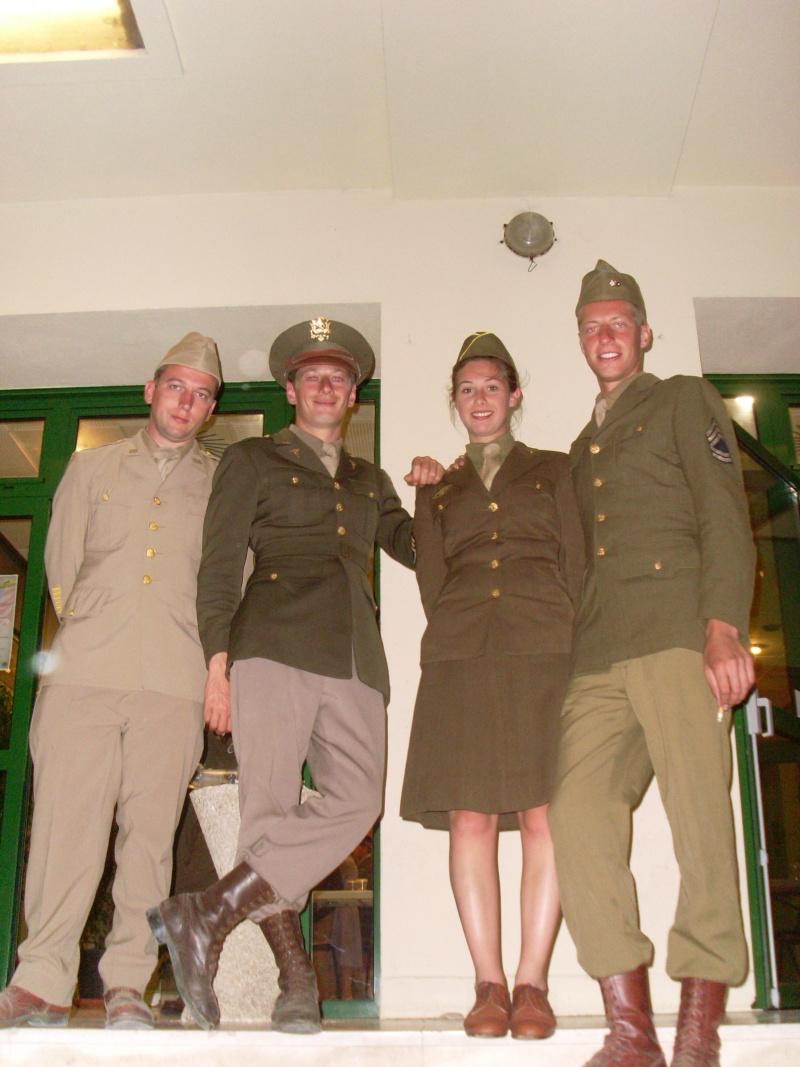 67th Anniversaire du D-Day. L'Association Mayenne-WW2 en Normandie. Sl370920