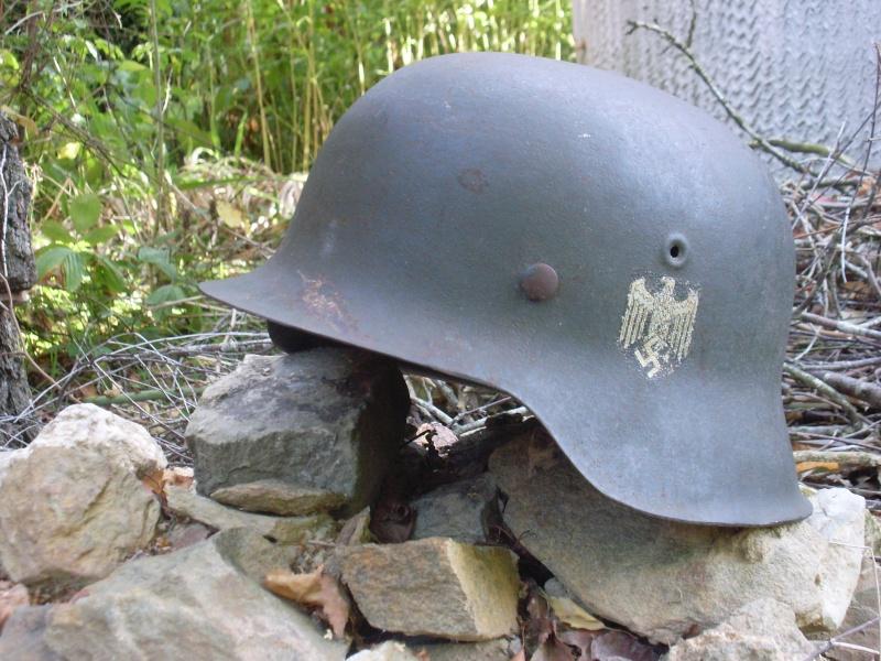 Votre plus beau casque Allemand WWII Sl379744