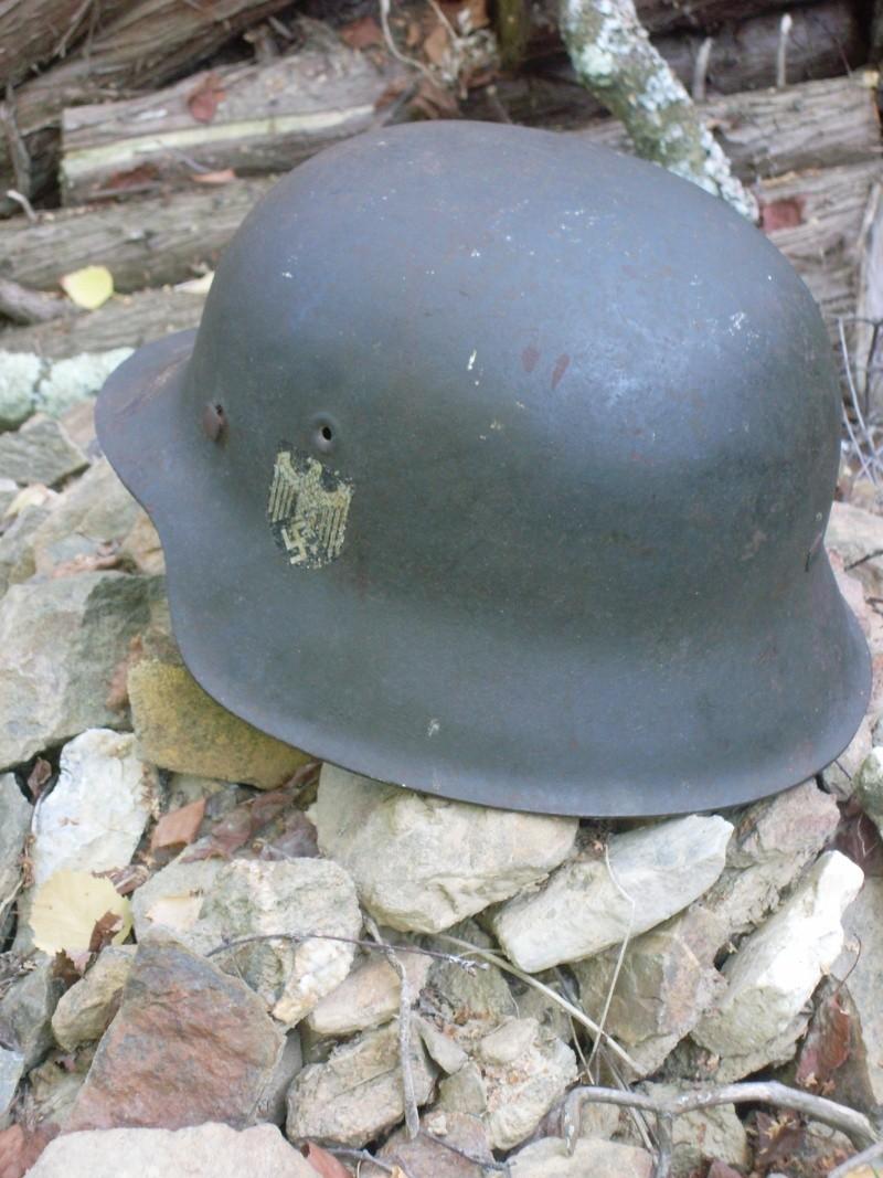 Votre plus beau casque Allemand WWII Sl379745