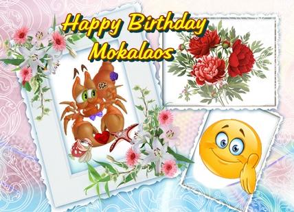 Herzlichen Glückwunsch liebe mokalaos Cats10