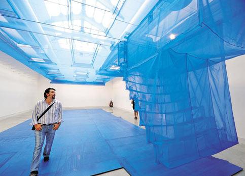 [ Architecte ]  Do Ho Suh 20100910
