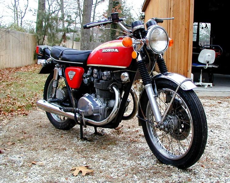 La moto de mon permis... 450red10