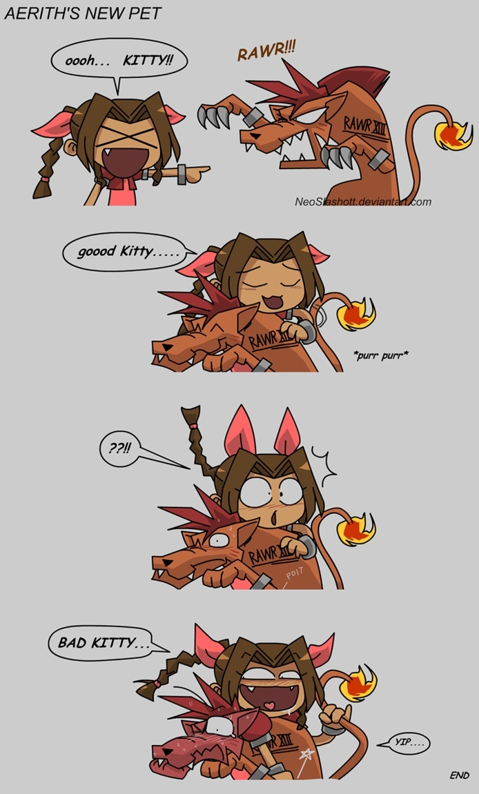 Et Final Fantasy...???   /8) - Page 6 Aerith10