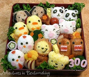 Japanisation !!!!! Bento-11