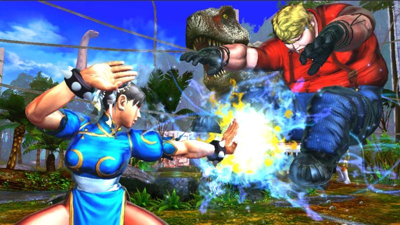 Street Fighter X Tekken Street10