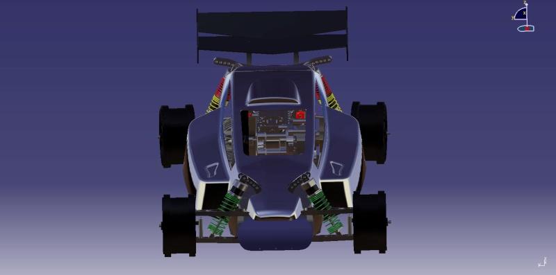 CrossOver Model Concept France Cross210