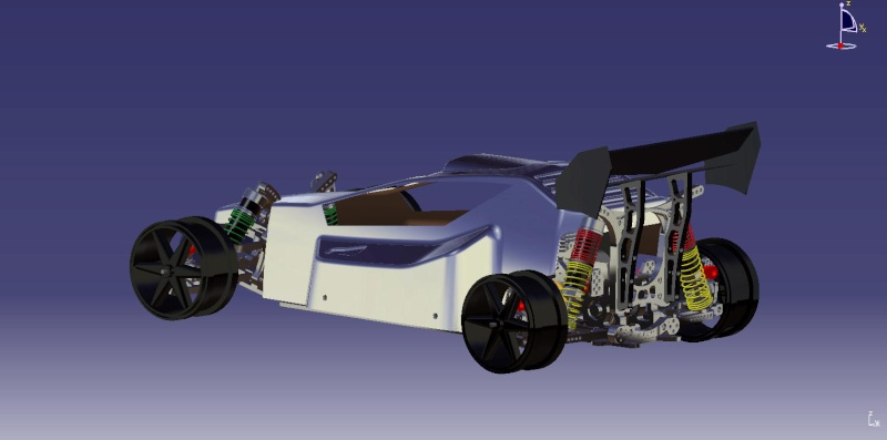 CrossOver Model Concept France Cross211