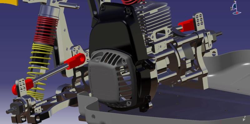CrossOver Model Concept France Cross213
