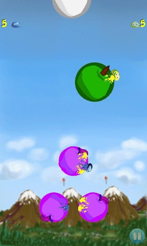 [JEU] JUMPING SLIME : Jeu de saut [Gratuit] Snap2011