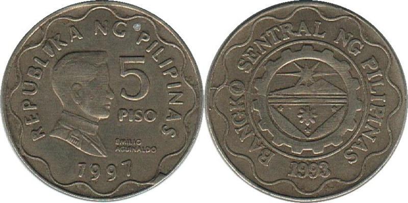 Fake coin? 1997fi12