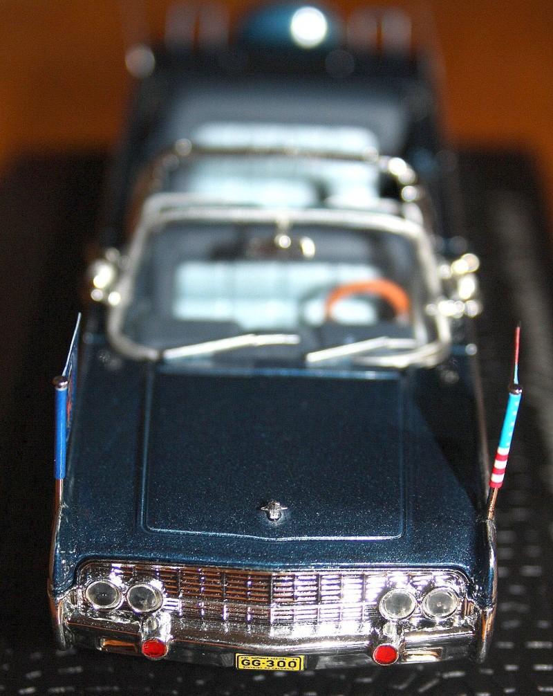 La Lincoln Continental du Président KENNEDY 310