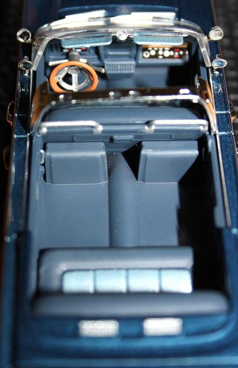 La Lincoln Continental du Président KENNEDY 510