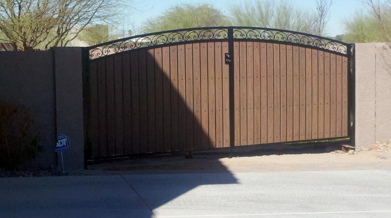 New Garage - Lift Installed 2011-011