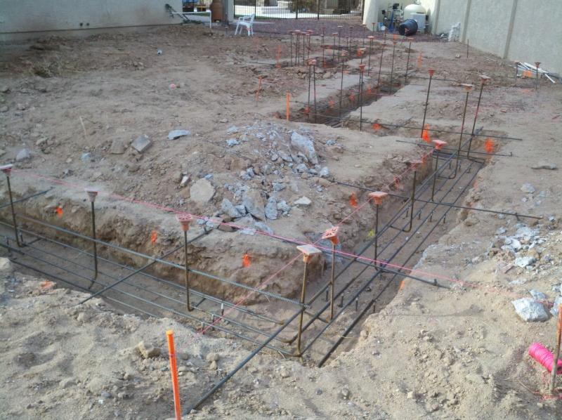 New Garage - Lift Installed 2011-014