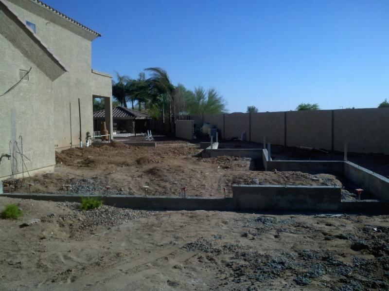 New Garage - Lift Installed 2011-017