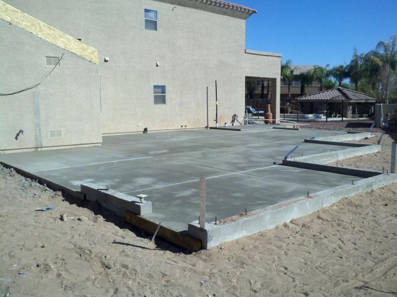 New Garage - Lift Installed 2011-020