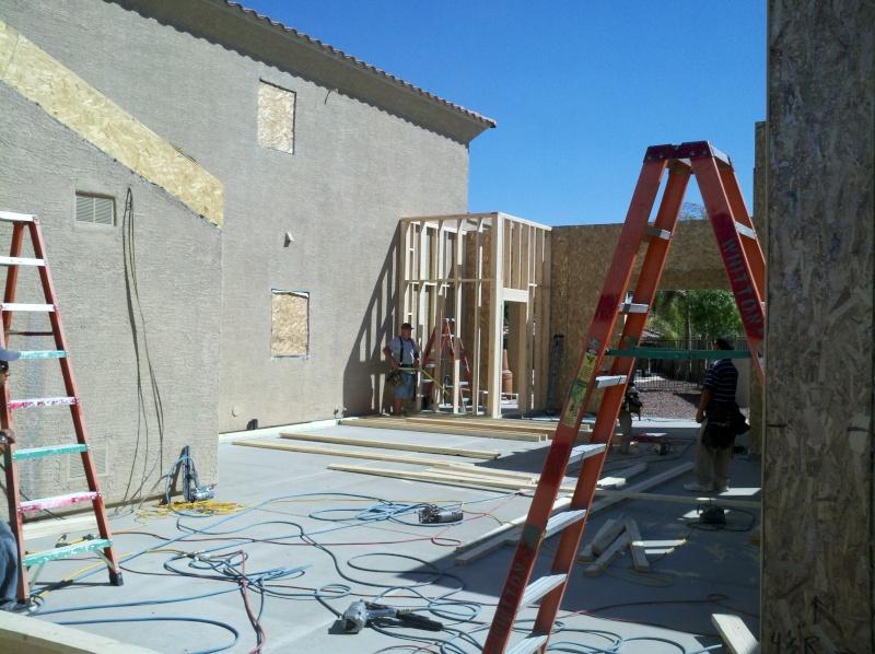 New Garage - Lift Installed 2011-032