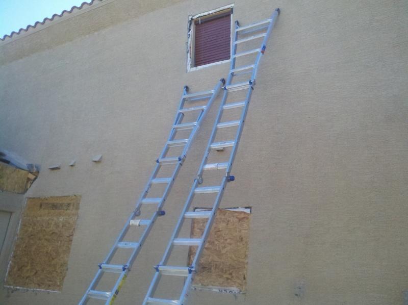 New Garage - Lift Installed 2011-034