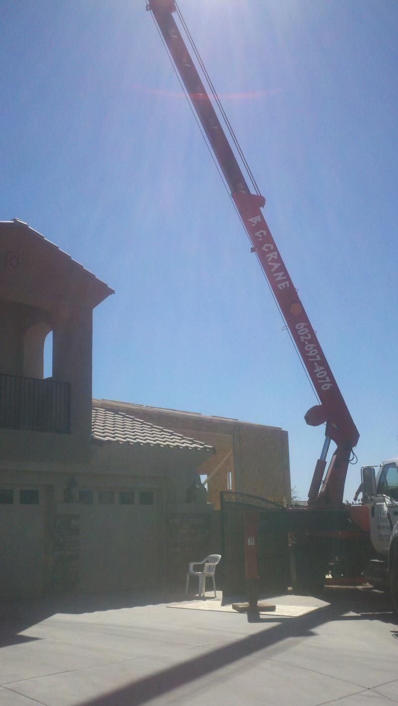 New Garage - Lift Installed 2011-035