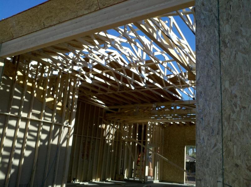 New Garage - Lift Installed 2011-039