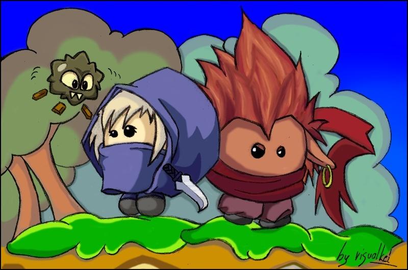 Les dessins de Ruki Dofus10
