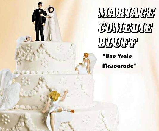 MARIAGE COMEDIE BLUFF, les 1ères dates de soirée pour septembre Mariag10