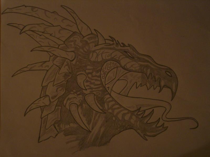 L'Art et les Esprits de l'Ombre [Fan-Art] Dsc07010