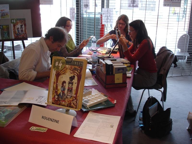Val-de-Reuil - Salon des illustrateurs - 21 mai 2011 Dsc07323