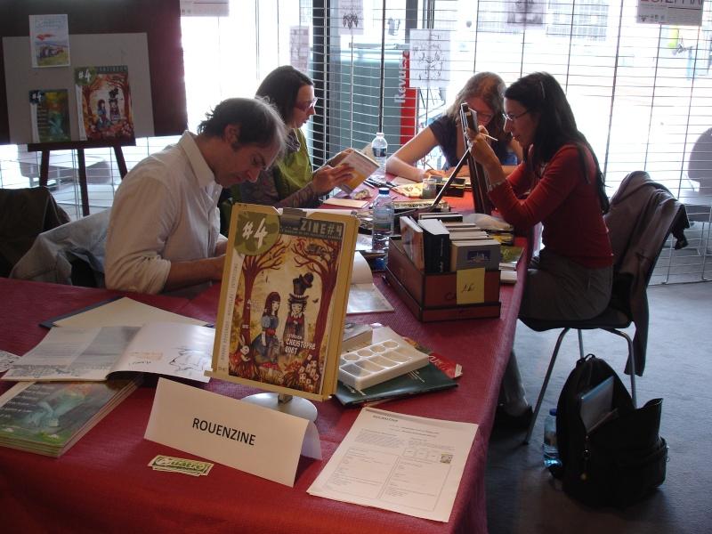 Val-de-Reuil - Salon des illustrateurs - 21 mai 2011 Dsc07324