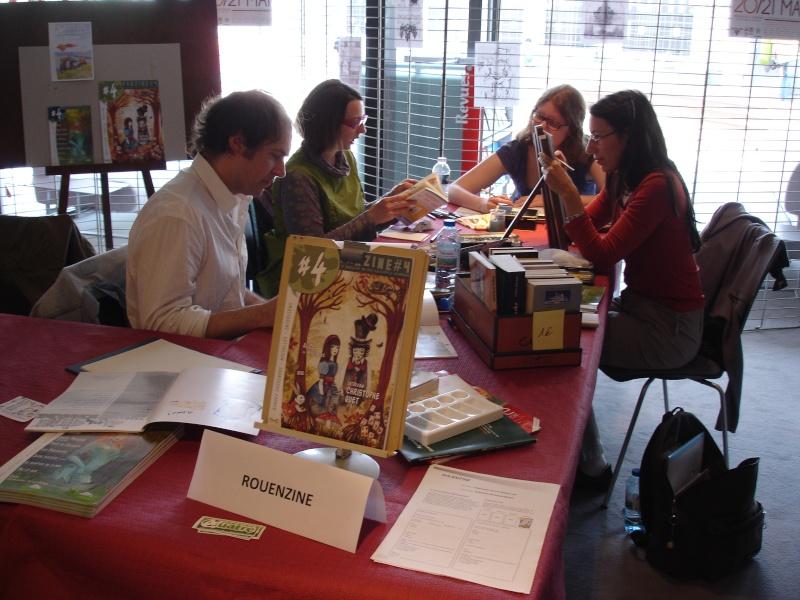 Val-de-Reuil - Salon des illustrateurs - 21 mai 2011 Dsc07325