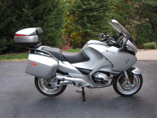 Pictures BMW R1200RT with Shad Cases 00910