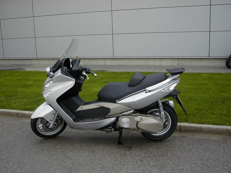 Pictures Kymco Xciting with Shad Motorcases 04150010
