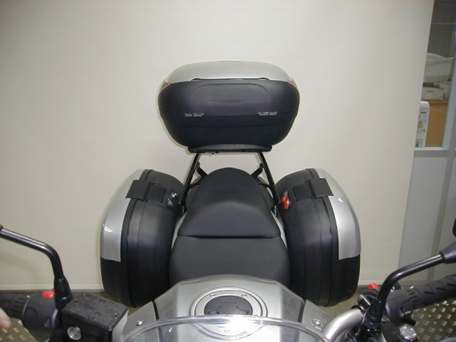 Pictures Kawasaki Versys with SHAD Motorcases 11230011