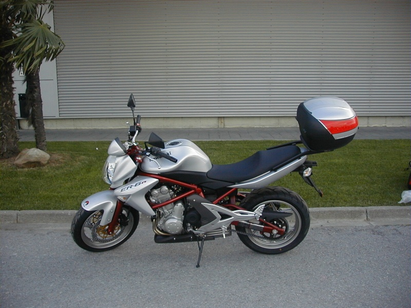 Pictures Ninja 650R / ER-6N with Shad Motorcases 11250012