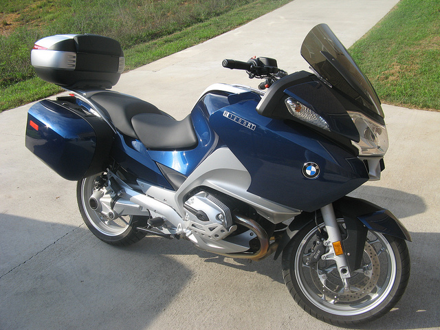 Pictures BMW R1200RT with Shad Cases 48908713