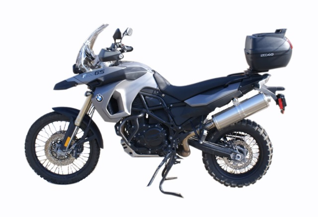 Pictures BMW F800GS / F650GS with SHAD Motorcases F800gs10