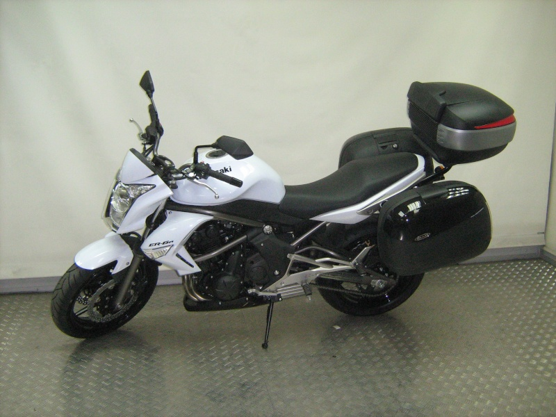Pictures Ninja 650R / ER-6N with Shad Motorcases Img_0610