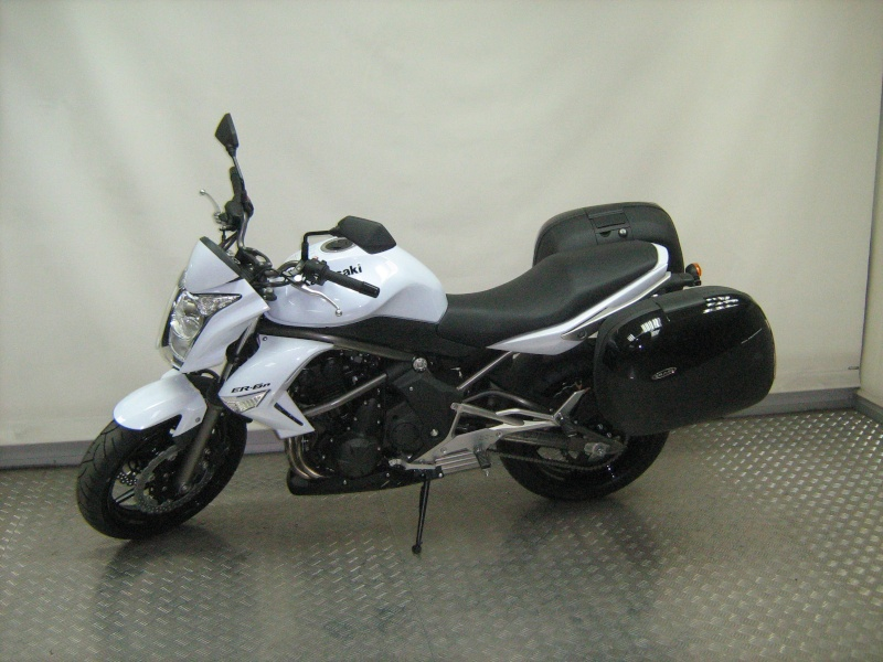 Pictures Ninja 650R / ER-6N with Shad Motorcases Img_0612