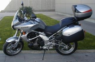 Pictures Kawasaki Versys with SHAD Motorcases Kawasa14