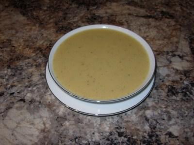 Crème de poireaux Crame_13