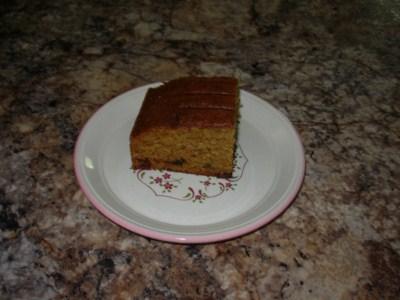 Gâteau aux pommes et à la betterave Gateau10