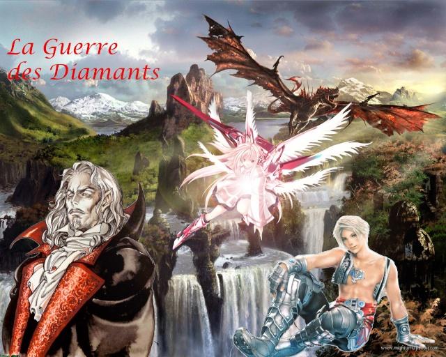 la Guerre des Diamants Logofi11